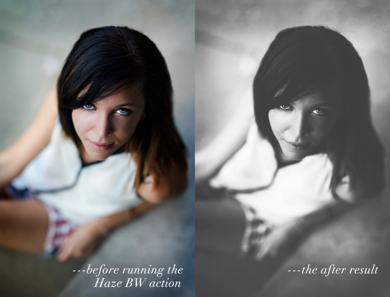 Ever wanted that film black and white effect in your pictures? Try ...