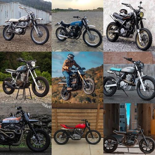 The Bikebound Top 10 Scramblers Of 2019 Judged By Traffic In 2020 Adventure Bike Custom Motorcycle Cafe Racer