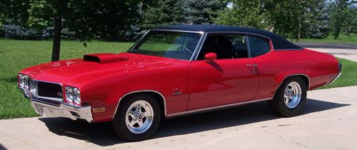 70 Buick GS