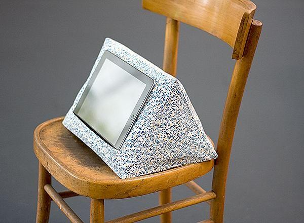 le coussin tablette Modèle «Stockholm» pour iPad - série limitée