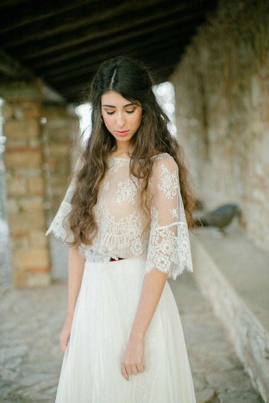 Boho chic winter wedding inspiration winter wedding inspiration