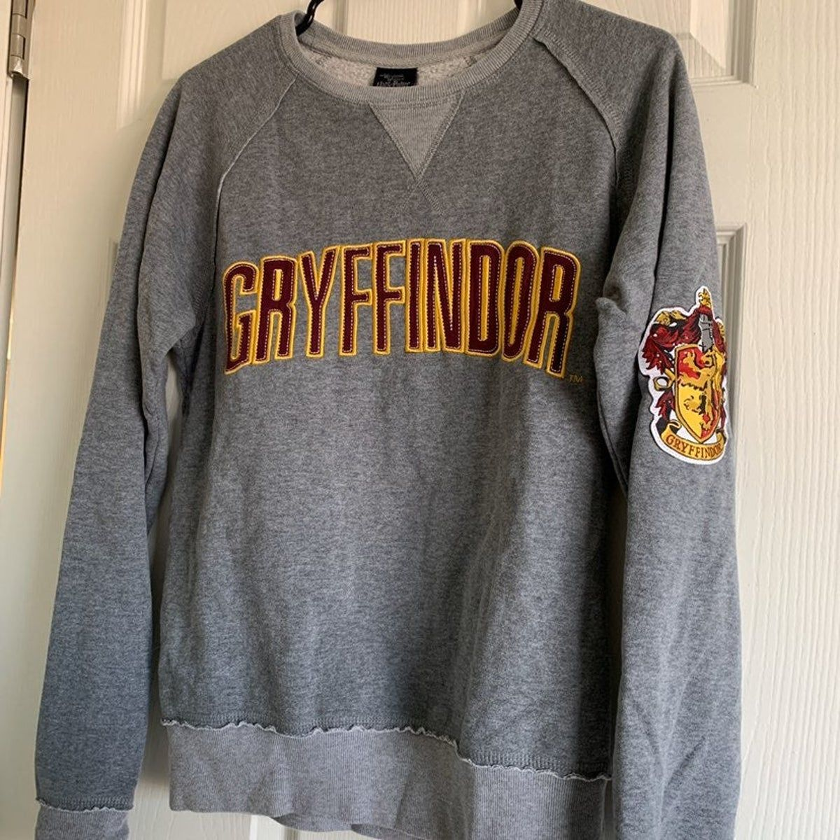 Harry Potter Gryffindor Sweater Harry Potter Outfits Harry Potter Sweater Hogwarts Outfits [ 1200 x 1200 Pixel ]