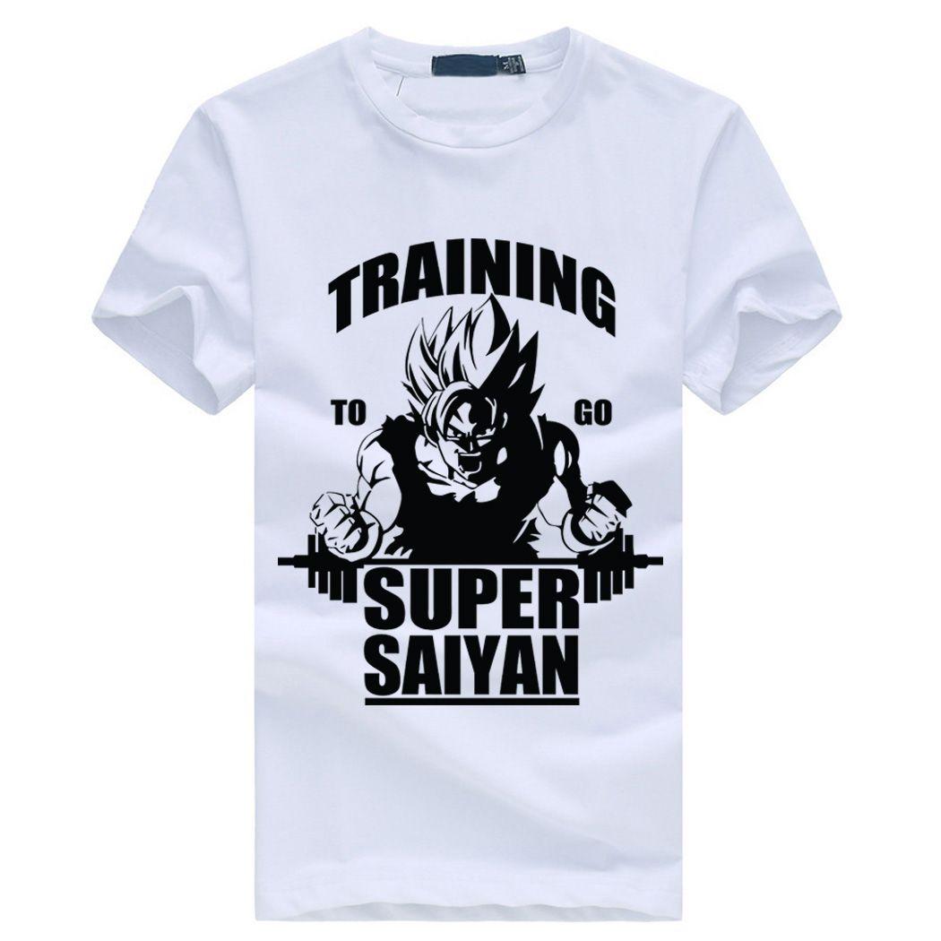 Training To Go Super Saiyan Mens Hoodie Dragon Ball Z Gym Bodybuilding Goku