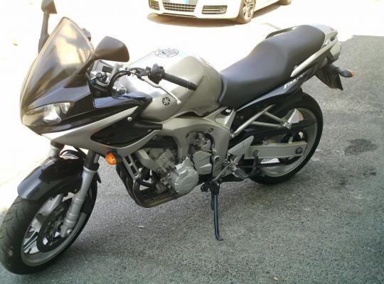 yamaha fz6 fazer 2003-2010 moto yamaha fz6 fazer 2003-2010 vendo