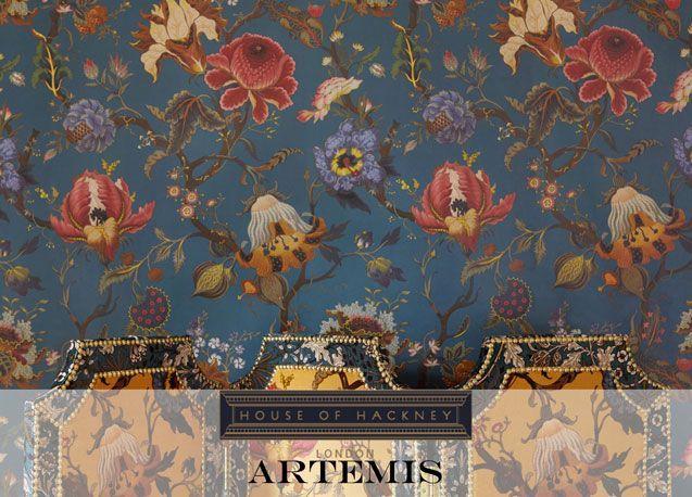 House of Hackney x William Morris, Artemis