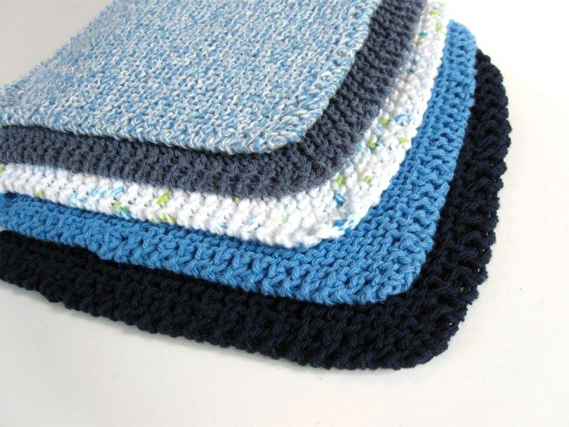 tuto tricot lavette