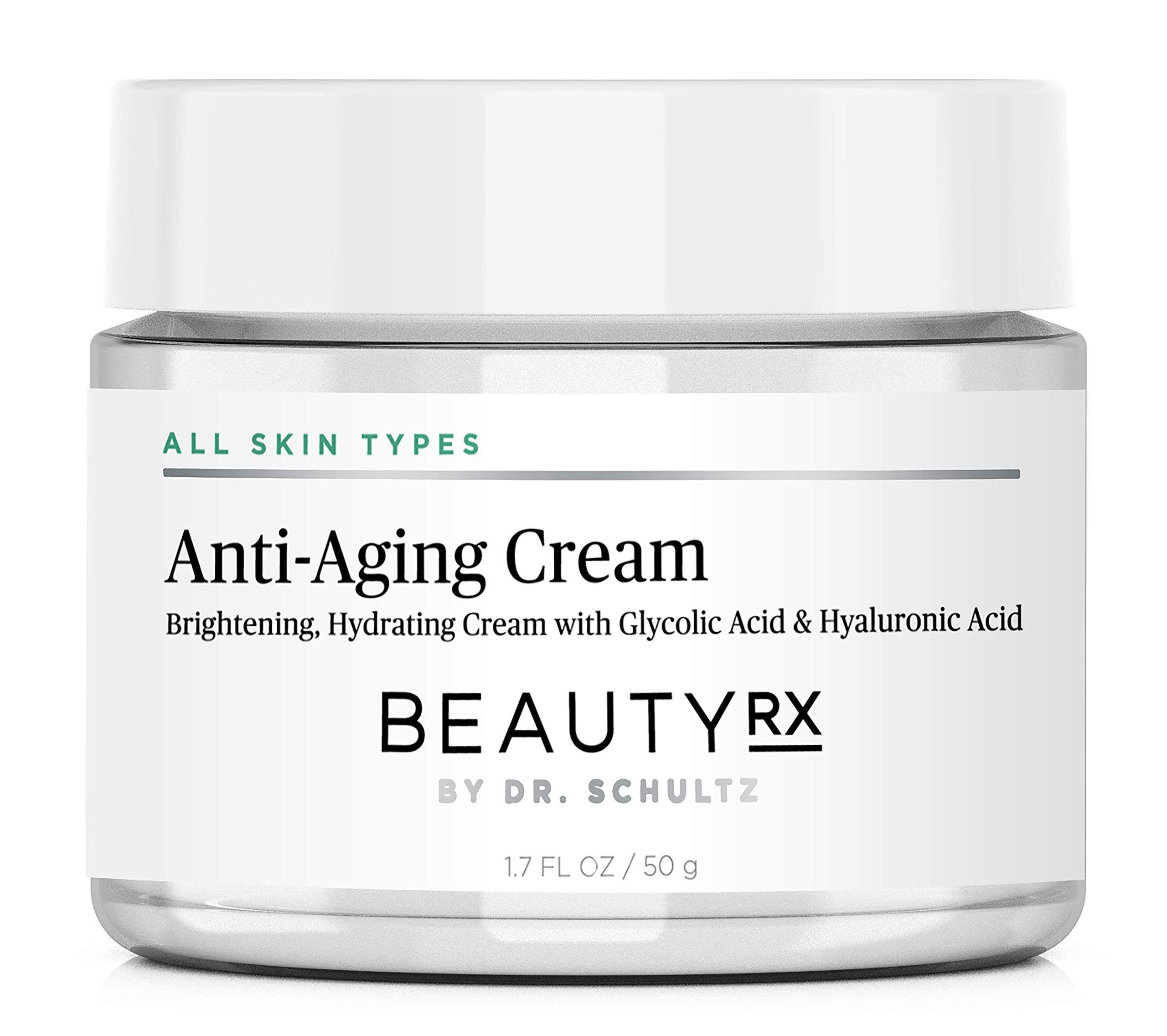 Beautyrx Dr Schultz Brightening Moisturizer In 2020 Anti Aging Face Cream Night Moisturizer Brightening Moisturizer