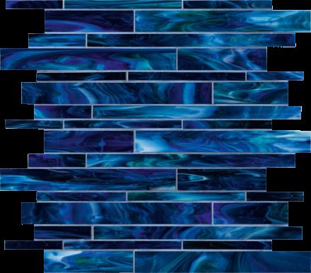 Blue Ballet Random Strip Ragno USA Tile Pinterest Master
