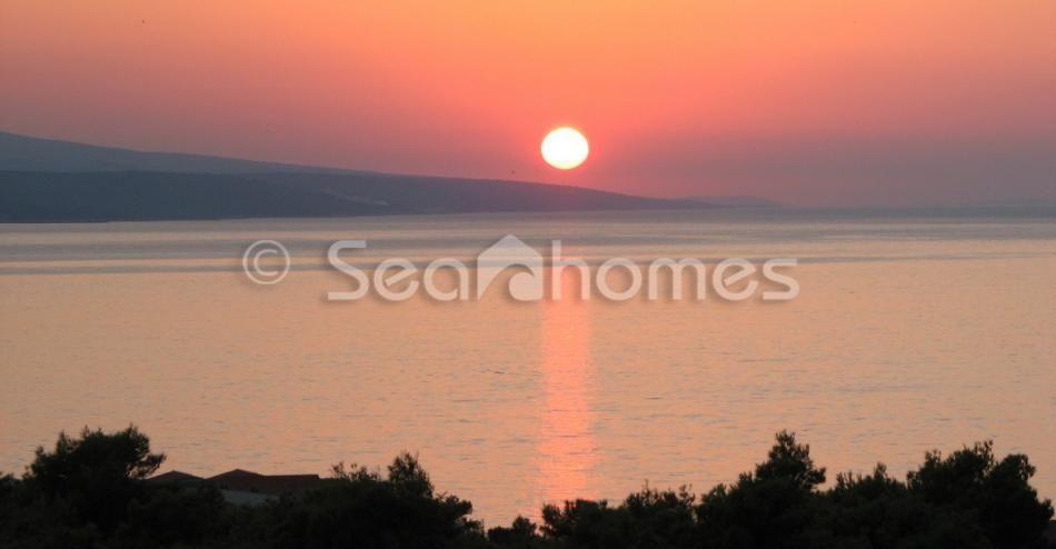 Baška Voda sunset Croatia, Real estate, Apartments for sale