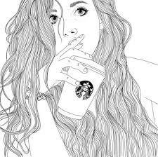 Resultado De Imagem Para Desenhos Para Colorir Tumblr Em