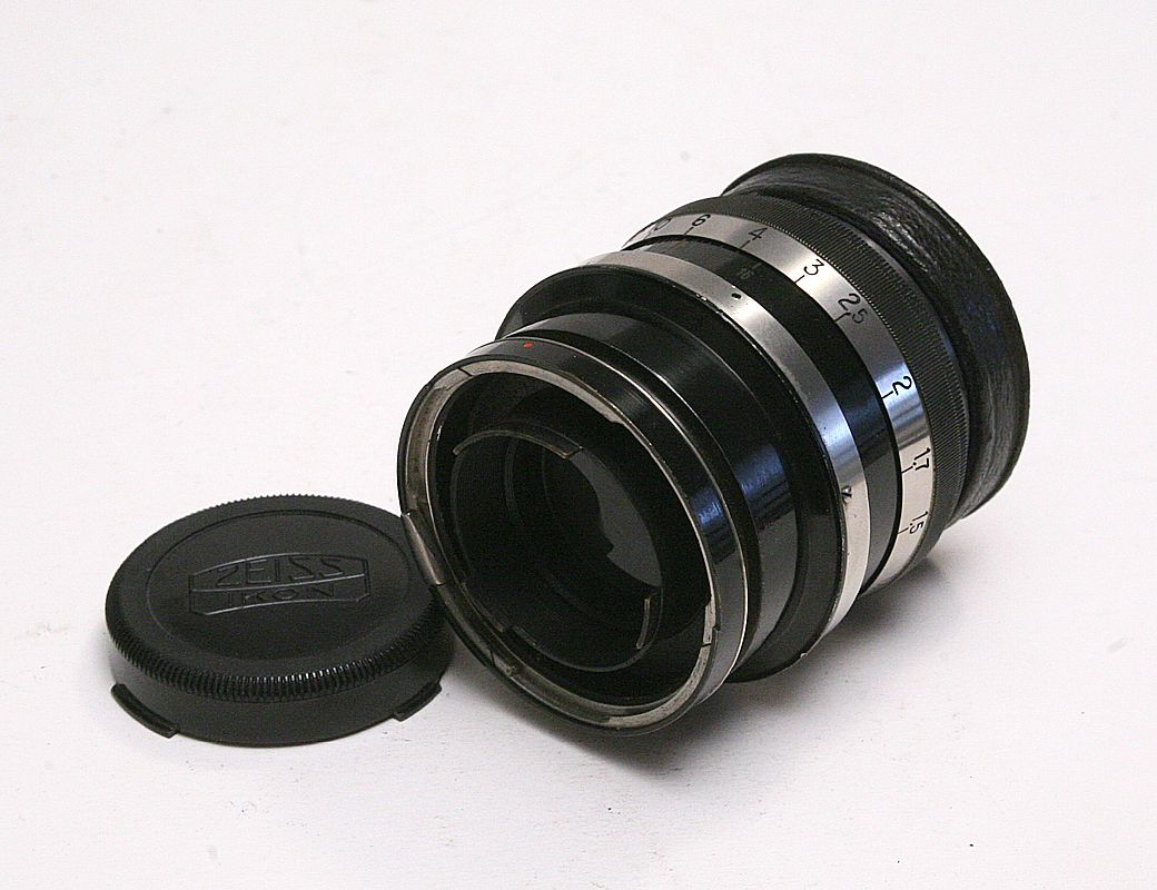 Pacific Rim Camera Photographica Pages | Carl Zeiss (Jena) Sonnar ...