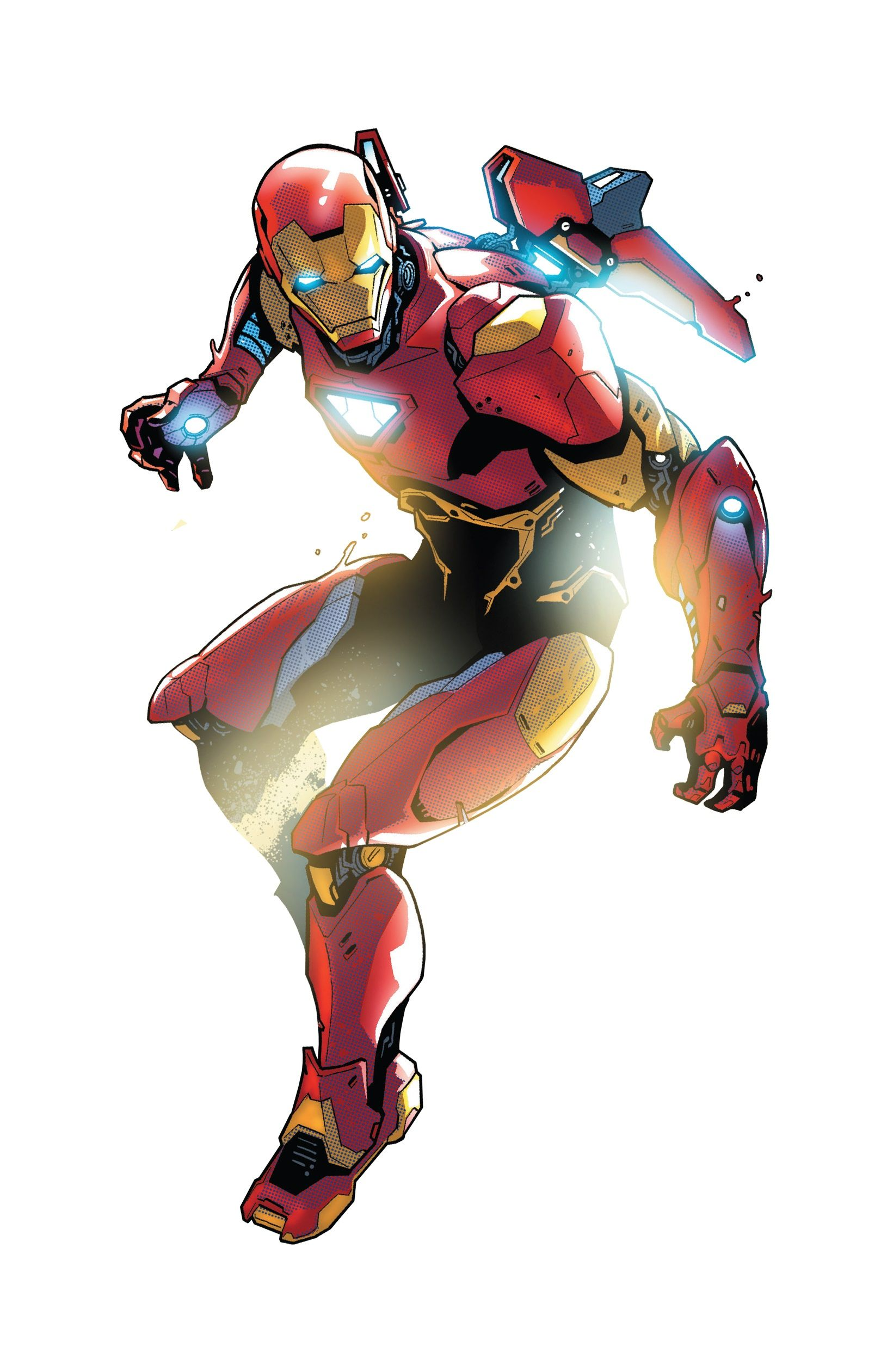 Iron Man Armor Model 55 Iron Man Armor Iron Man Comic Iron Man Art