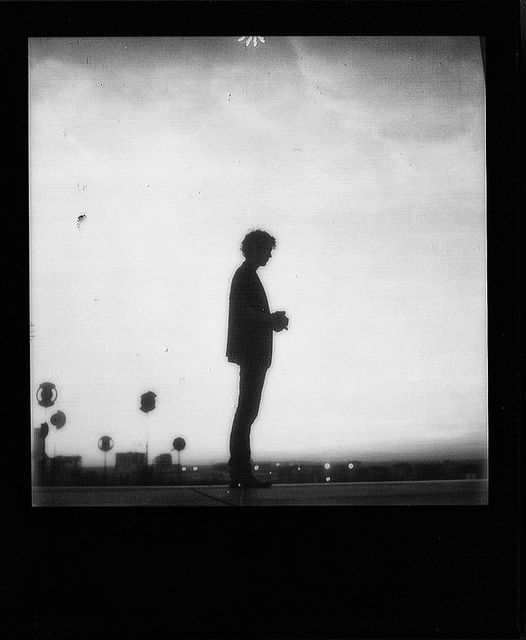Polaroid.  Something about this photo moves me.