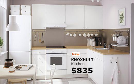 IKEA KNOXHULT Modular Kitchen Part 62