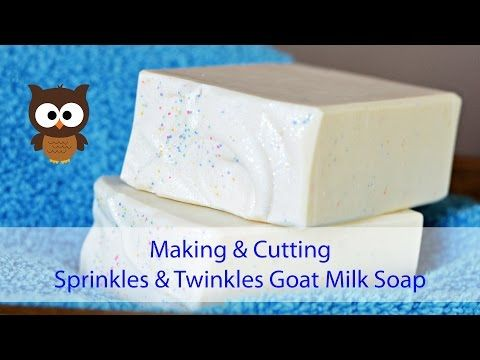 How to Make Goat Milk Soap (and have it stay creamy white) - Part 1 of 3 - YouTube