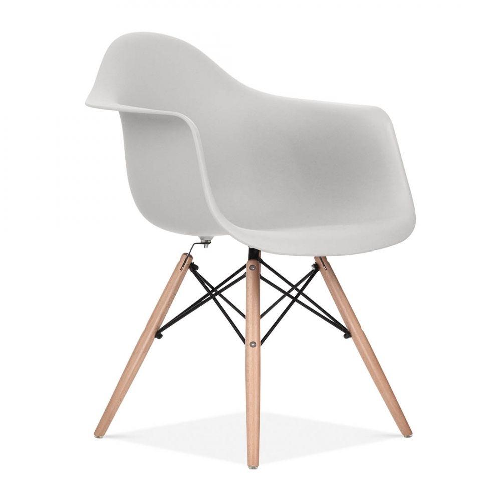 Hellgrau Eames Style DAW Stuhl | Beistell U0026 Cafe Stühle | Cult DE