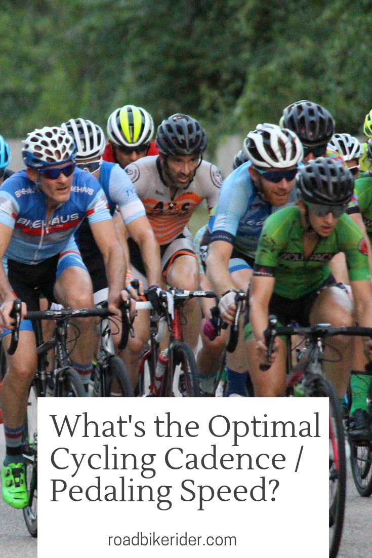 What S The Optimal Cycling Cadence Cycling Women Road Bike