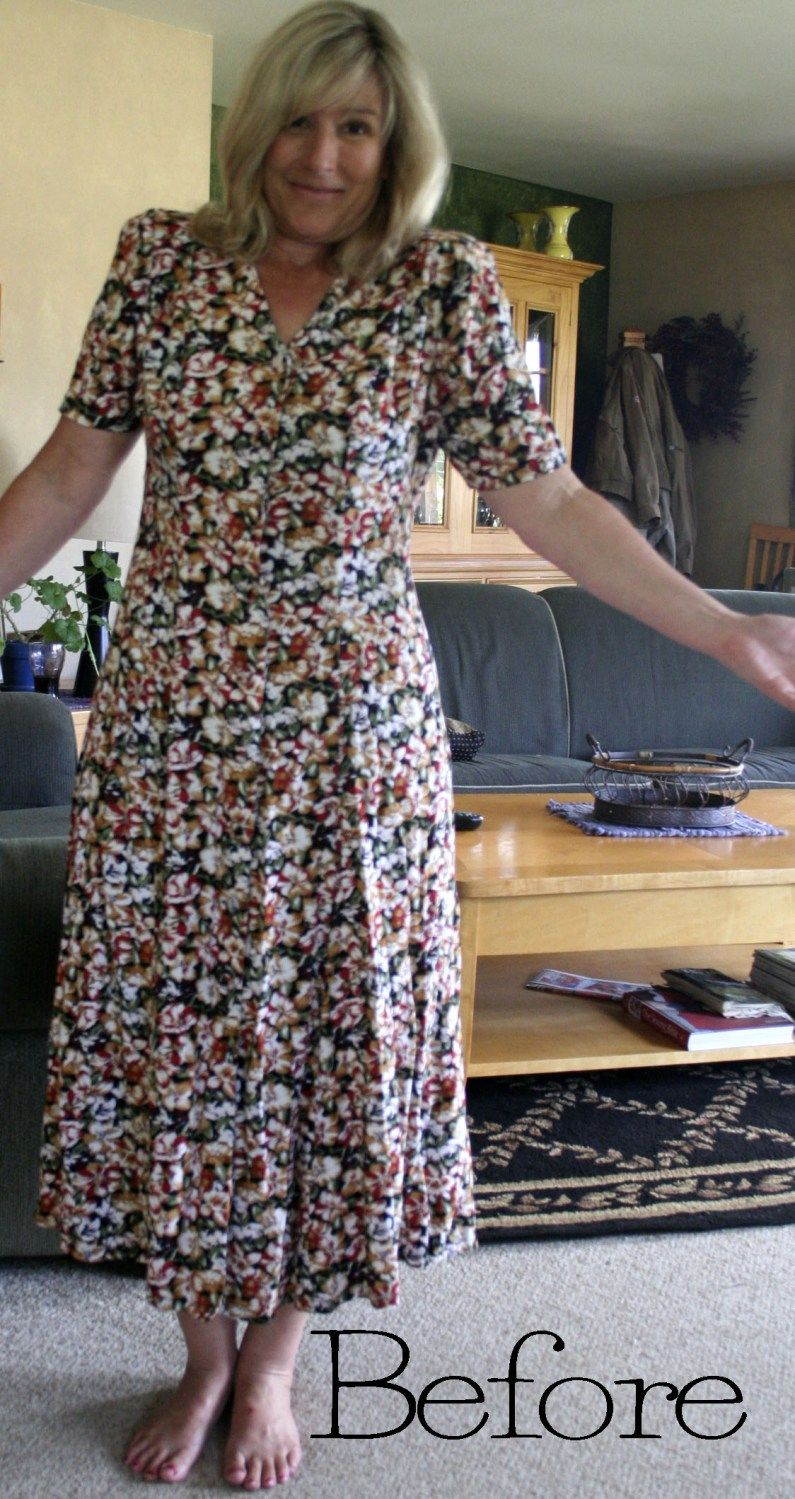 An Accidental Mother of the Bride Dress: One Year Later | Nähen