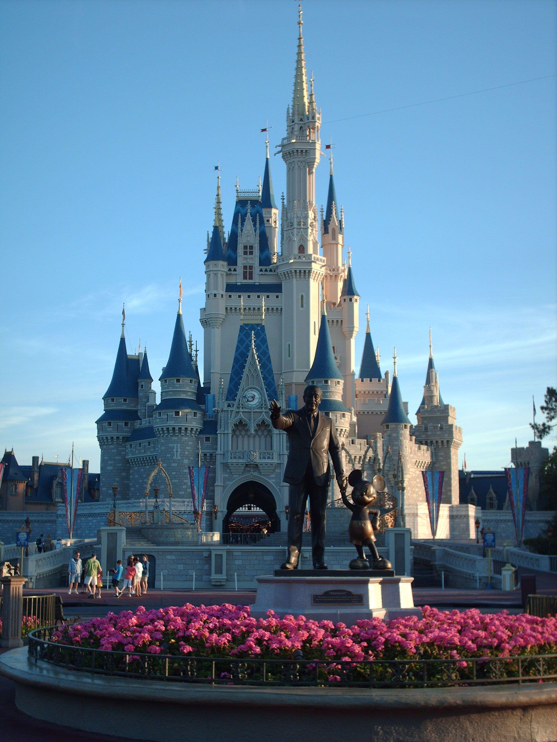 Disneyland LA Florida Tokyo Favorite Places & Spaces