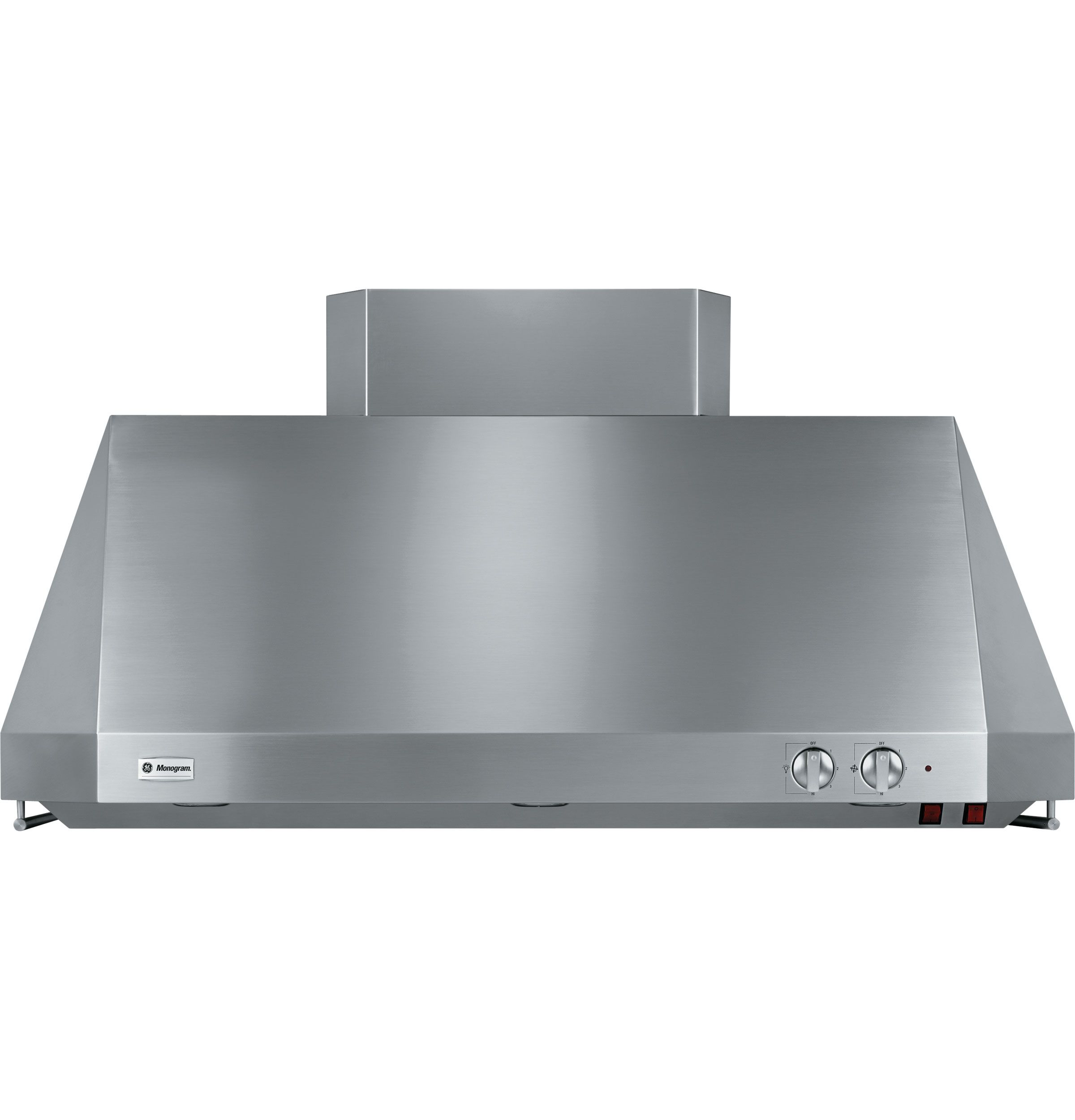Zv48tsfss 48 Stainless Steel Professional Hood The Ge Monogram Collection Monogram Appliances Wall Mount Range Hood Stainless