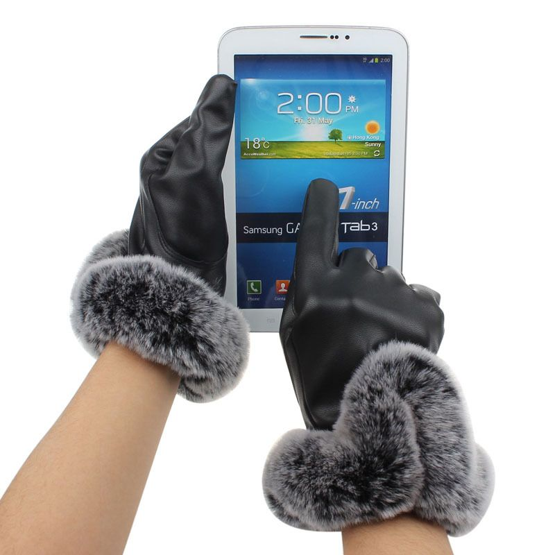 2015 Women Girls Winter Luxuy Fishing Driving Leather Touch Screen Gloves Mittens Warm Gloves Guantes for SmartPhone Tablet Pad - http://www.aliexpress.com/item/2015-Women-Girls-Winter-Luxuy-Fishing-Driving-Leather-Touch-Screen-Gloves-Mittens-Warm-Gloves-Guantes-for-SmartPhone-Tablet-Pad/32336008679.html