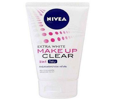 Mud facial scrubs cosmetics