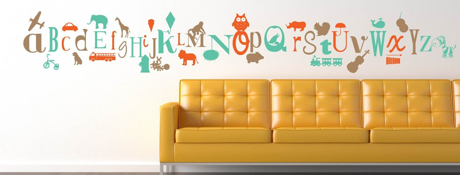 so adorable! i need this! | For Little Ones | Pinterest | Vinyl wall ...