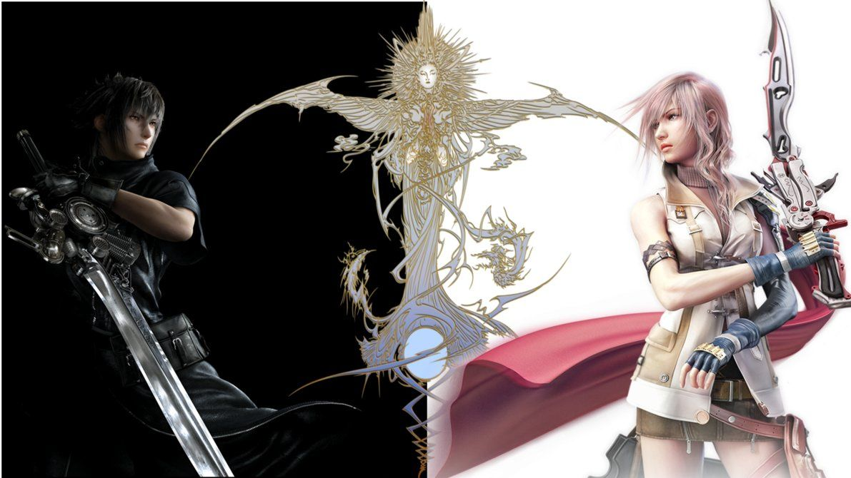 Rpg Land Final Fantasy Xiii Wallpapers Final Fantasy Versus Xiii