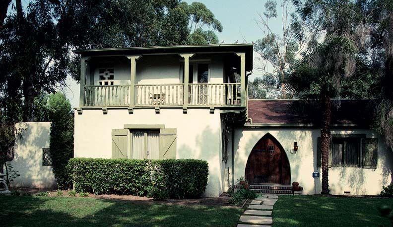 Spanish Revival Architecture in America Porch Architecture and