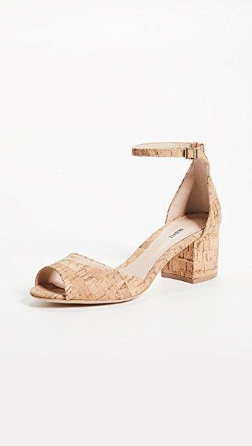 SCHUTZ   Roama Ankle Strap Sandals #Shoes #SCHUTZ