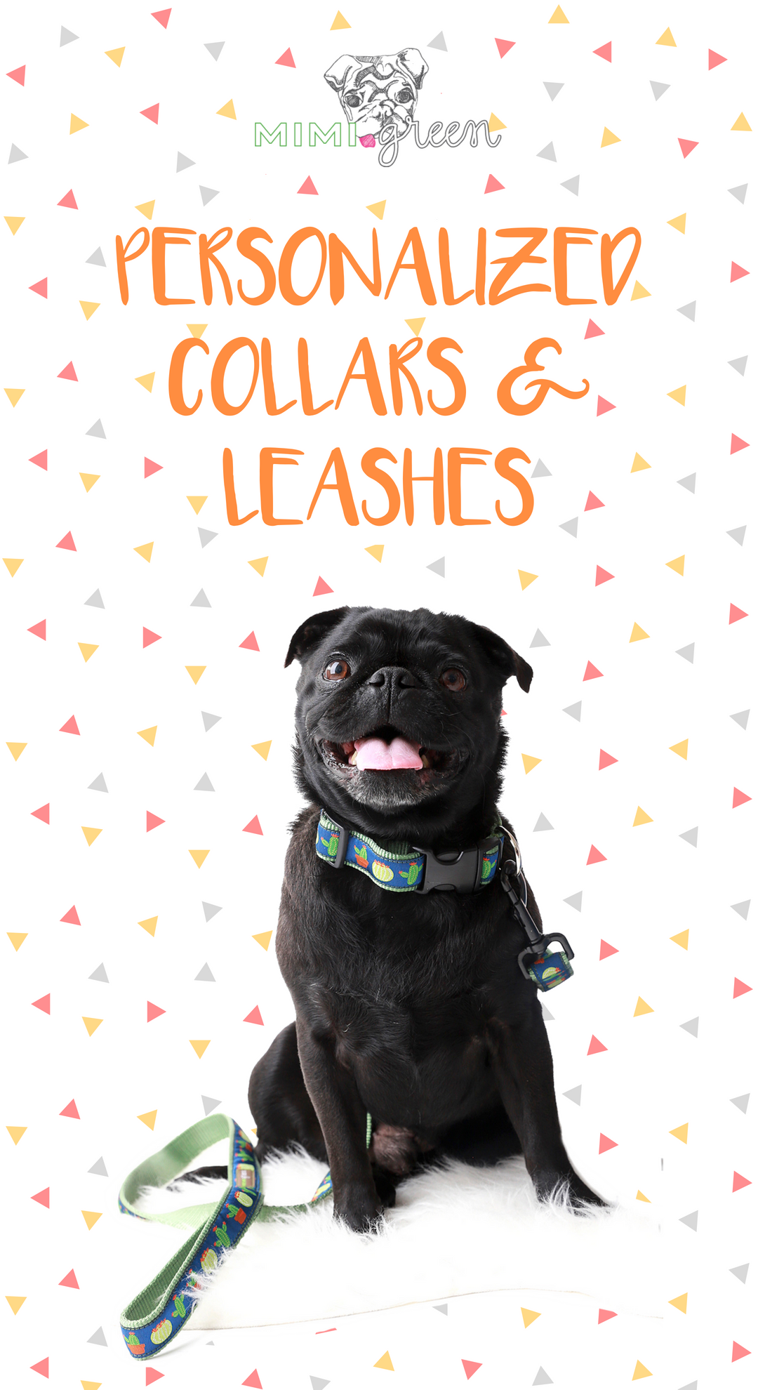 Customizable Collars Leashes And Accessories Personalize The Perfect Product For Your Pup Free Shipping On Orders Dog Gifts Marley Dog Designer Dog Collars