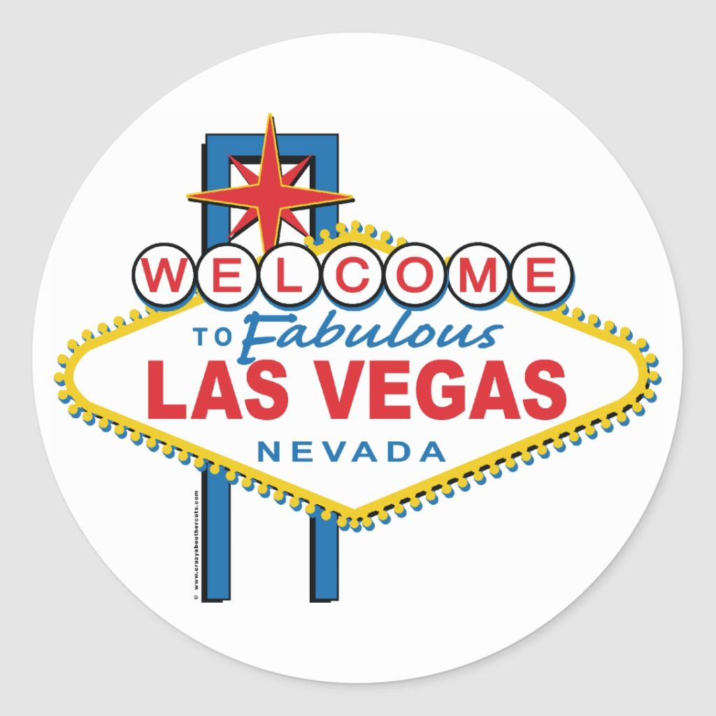 Welcome To Las Vegas Classic Round Sticker Zazzle Com Las Vegas Welcome To Vegas Sign Vegas [ 1024 x 1024 Pixel ]