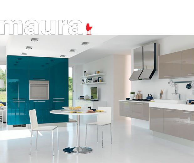 ▷ Современные модели Cucine LUBE Italy - Модель Maura   Кухни ...