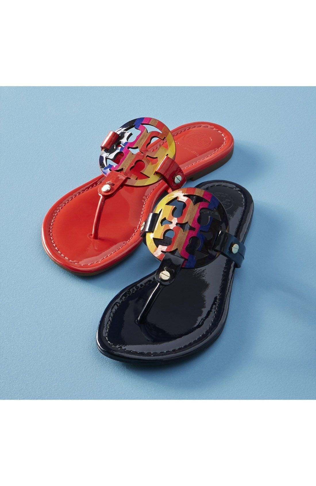 0dd5f245cb06ef The Fourth of July - What to Wear to Celebrate in Style. Tory Burch Flip  FlopsBeautiful ...