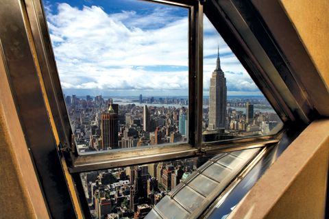 The Best Of Trophy Properties Chrysler Building Apartment View