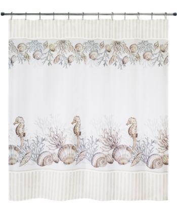 Avanti Destin Shower Curtain Reviews Shower Curtains Bed