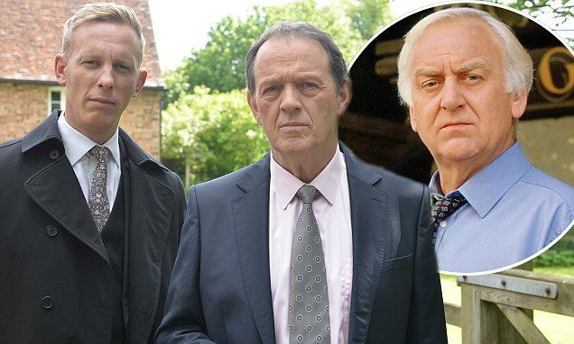 Lewis ends as it takes on same number of cases as Inspector Morse