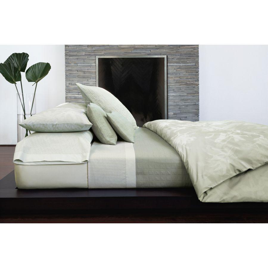 Calvin Klein Home Collection Bedding Nice Light Green And Neutral