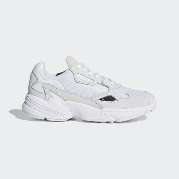 Falcon Shoes | Tenis branco, Moda sneakers e Adidas mulheres