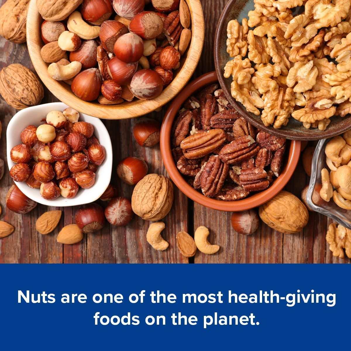 The most useful nuts. Types of nuts. Benefit and harm 77