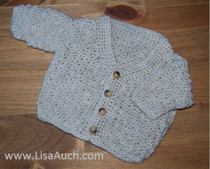 My Favourite FREE Crochet Cardigan Patterns and Crochet Sweater ...