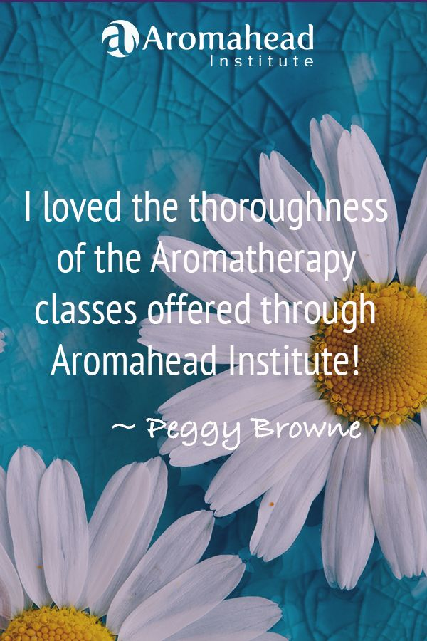 What I Loved About Aromahead I Loved The Thoroughness Of The