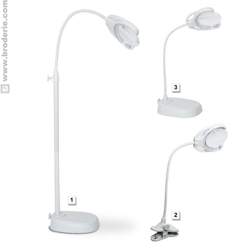 Lampe loupe PURElite tri spectrum Purelite La Maison du