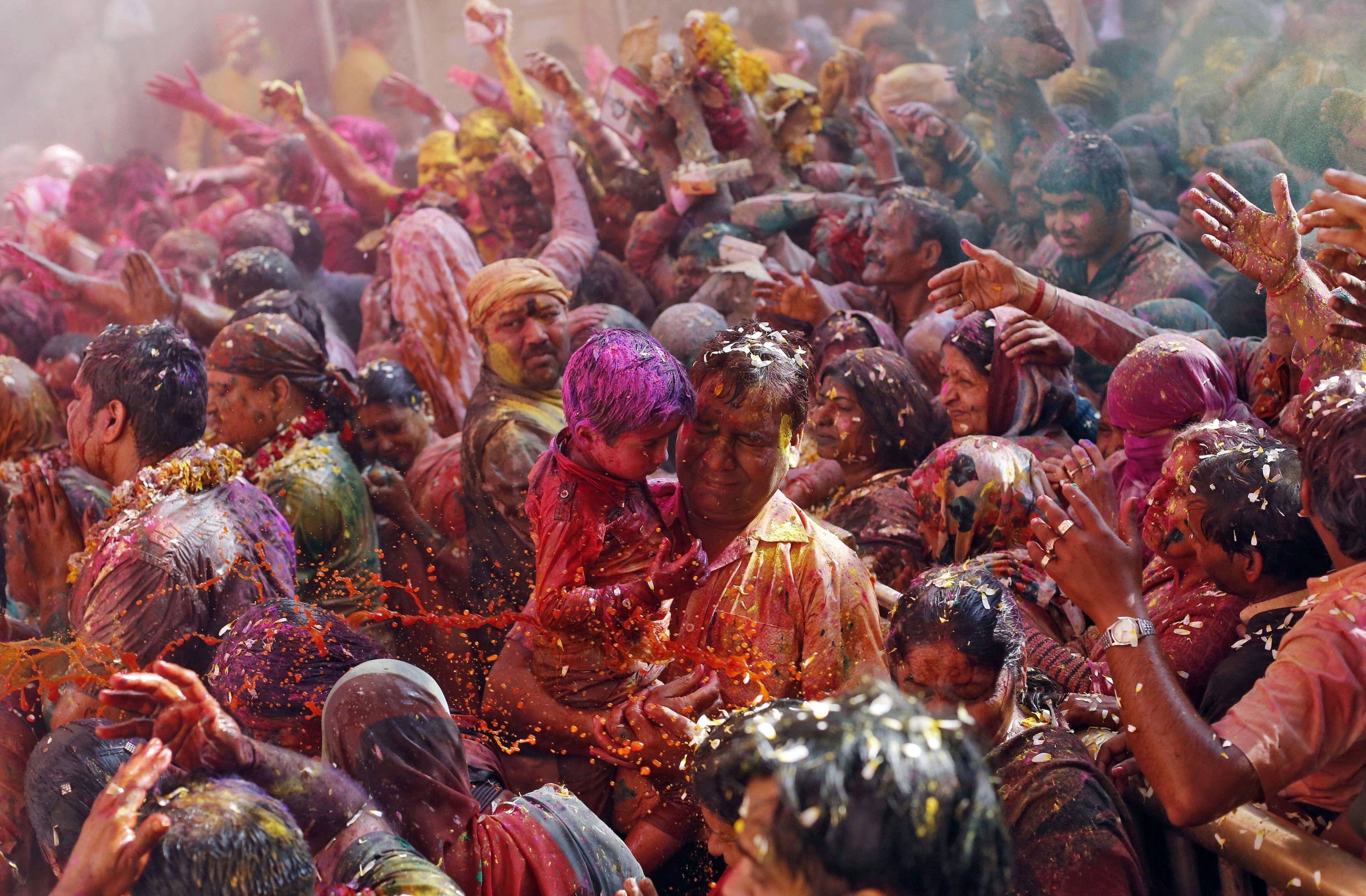 3840x2520 Holi Festival Of Colours 4k Hd Wallpaper Holi Celebration Holi Festival Of Colours Color Festival