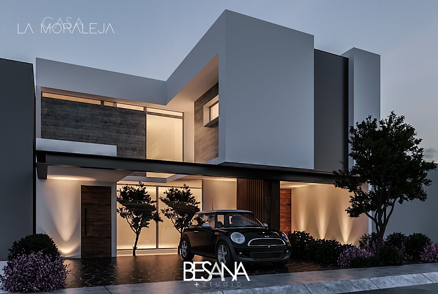 Casa La Moraleja // By Besana Studio // Pachuca Hidalgo