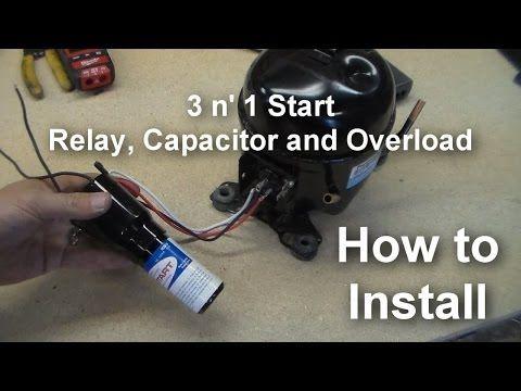 (61) How to Install a Universal Relay (3 n 1 Starter) on