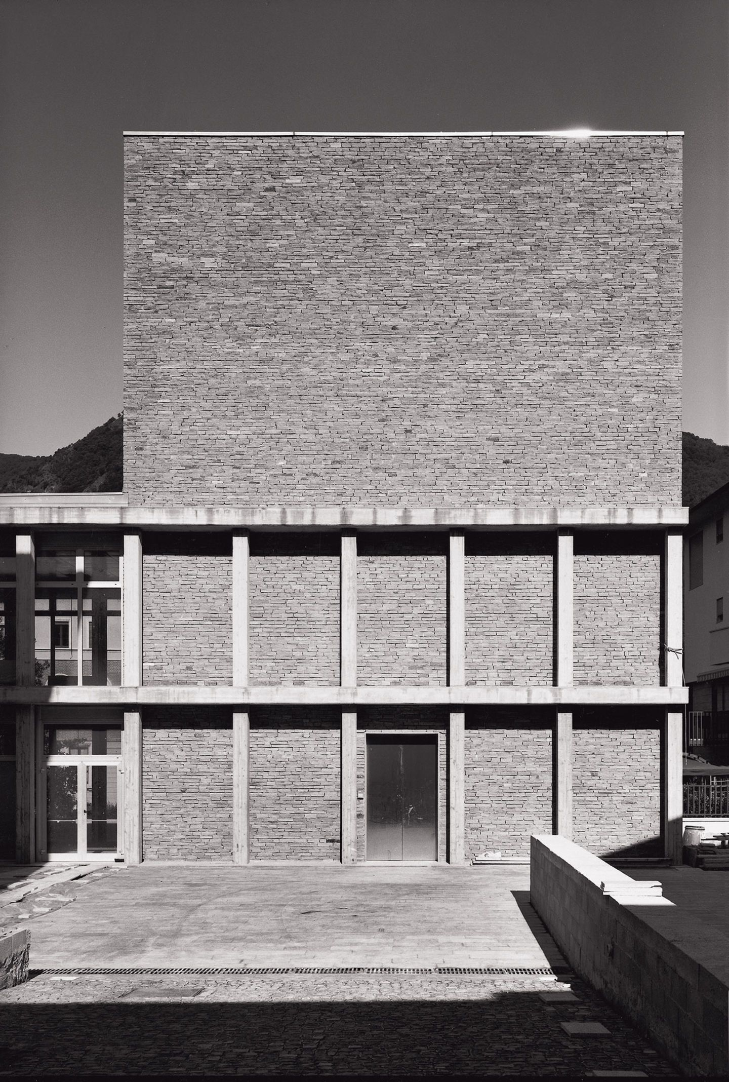 Massimo Ferrari Marco Introini graphy · Restauro di Palazzo Tentorio e nuova sede unale