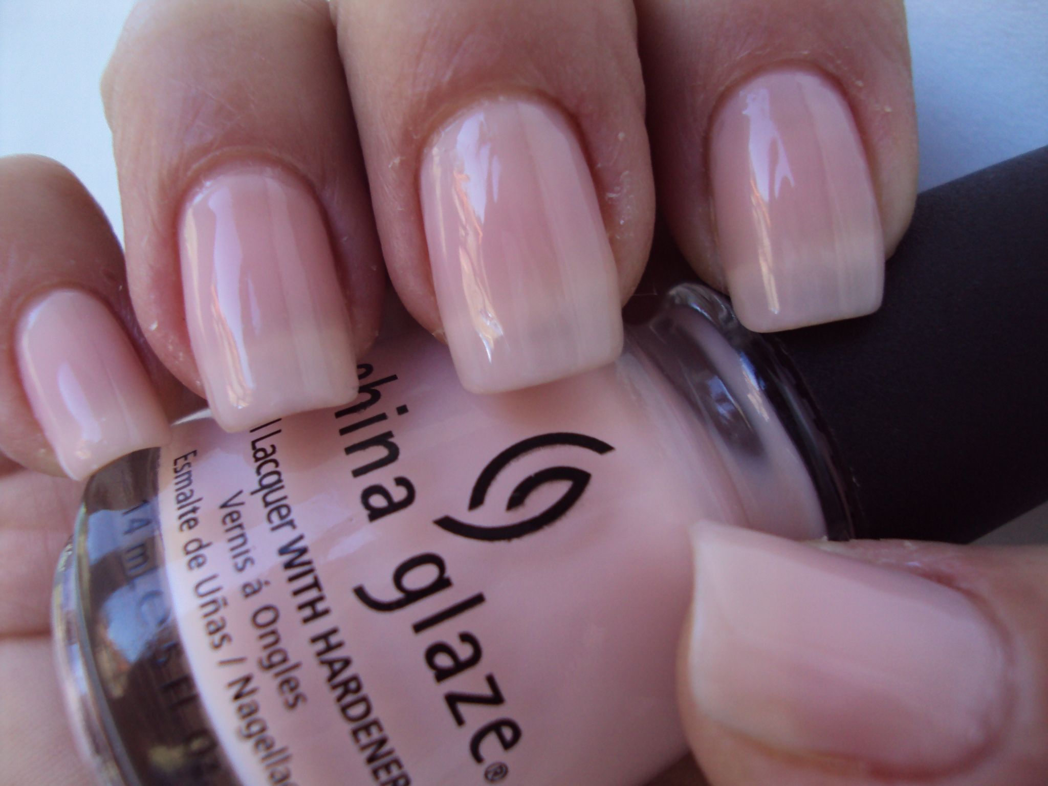 China Glaze Innocence | My nail polish collection | Pinterest ...