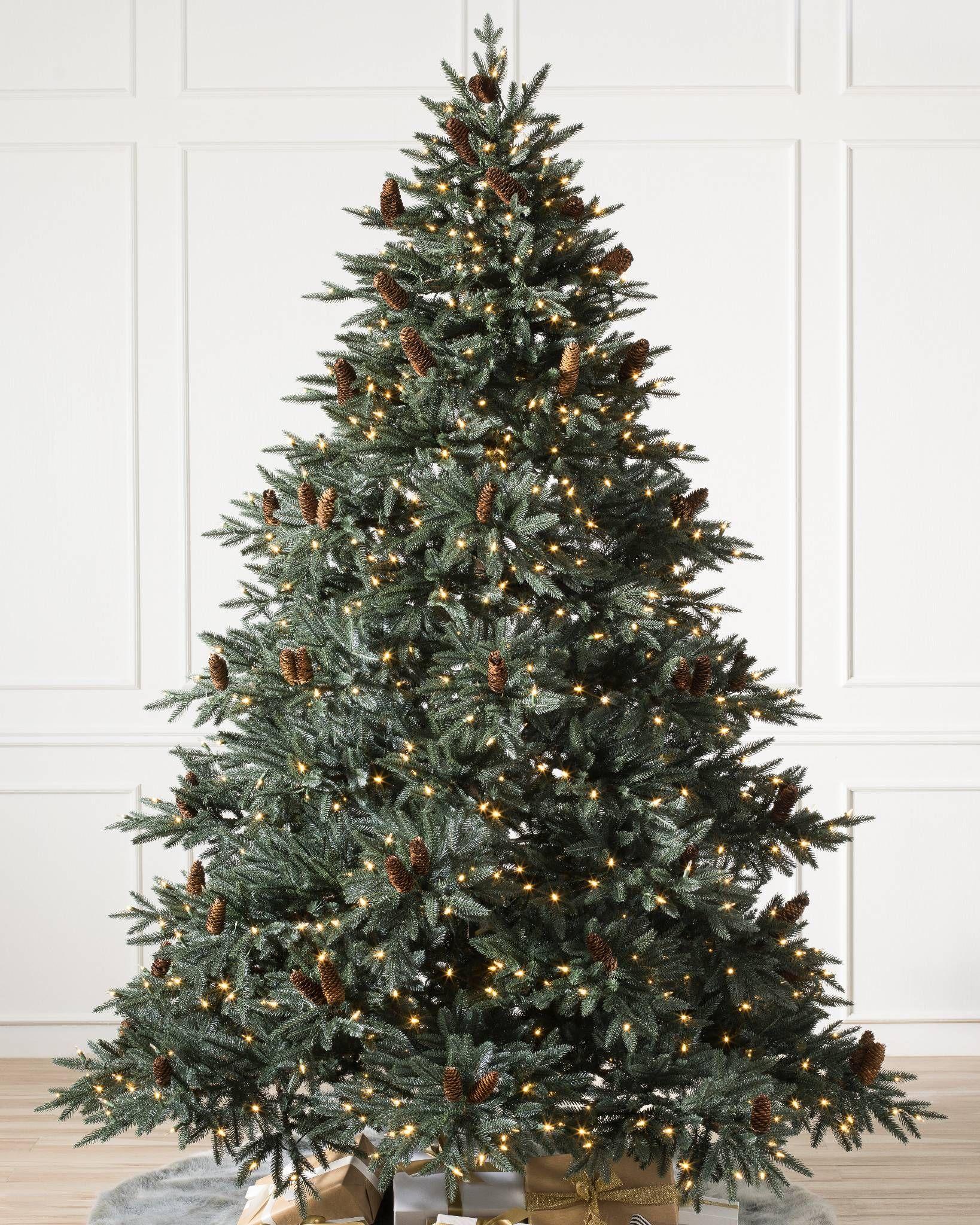 Aspen Silver Fir Tree Balsam Hill Best Artificial Christmas Trees Realistic Artificial Christmas Trees Fir Christmas Tree