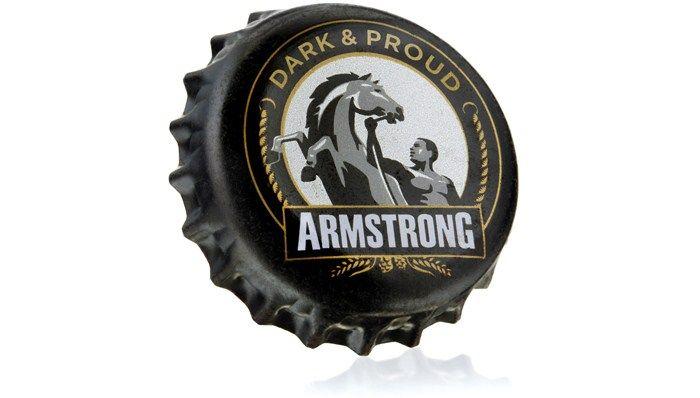 Armstrong Dark Ale BY DESIGN BRIDGE